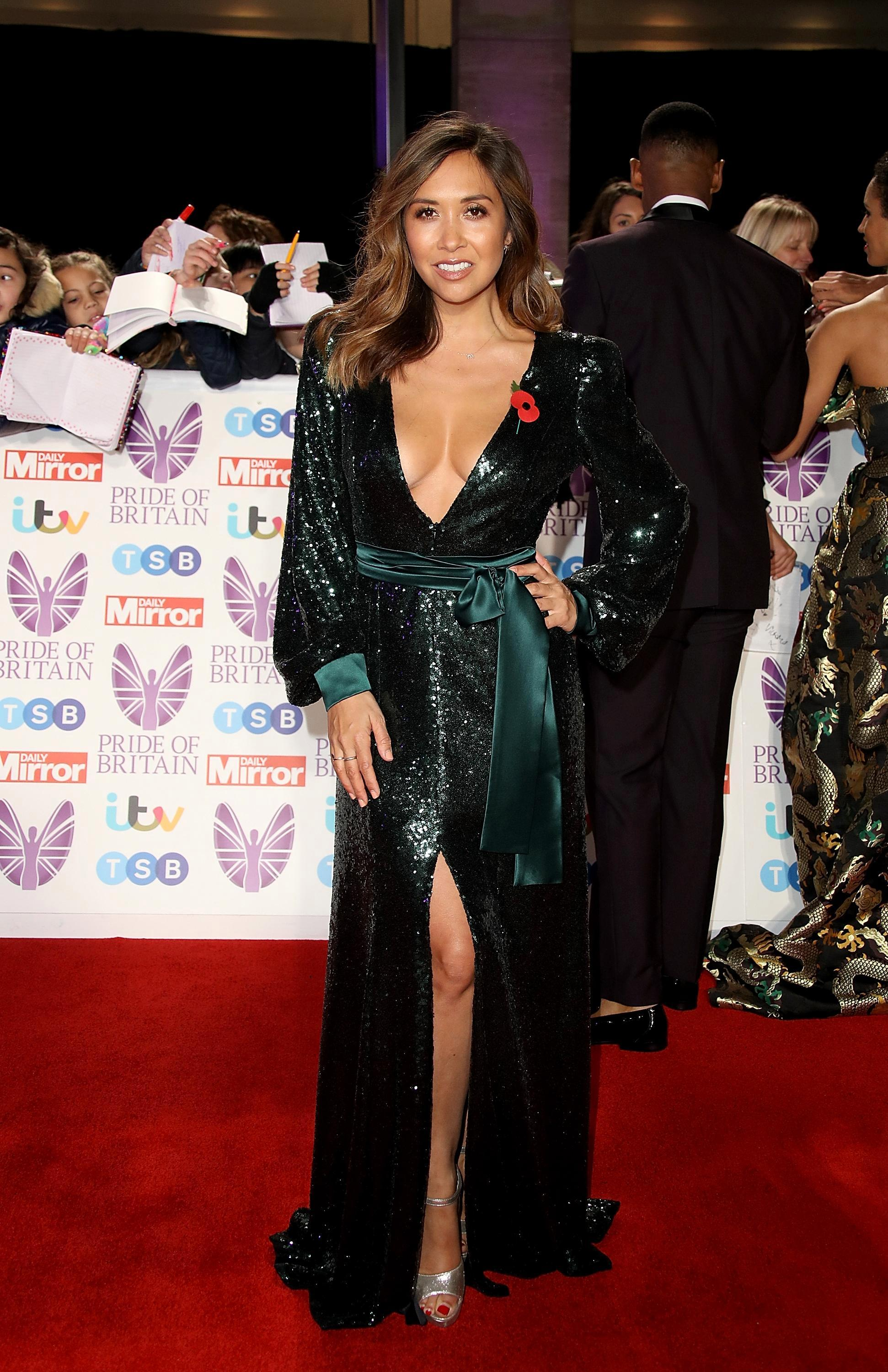 Watch Pride Of Britain Awards Red Carpet video