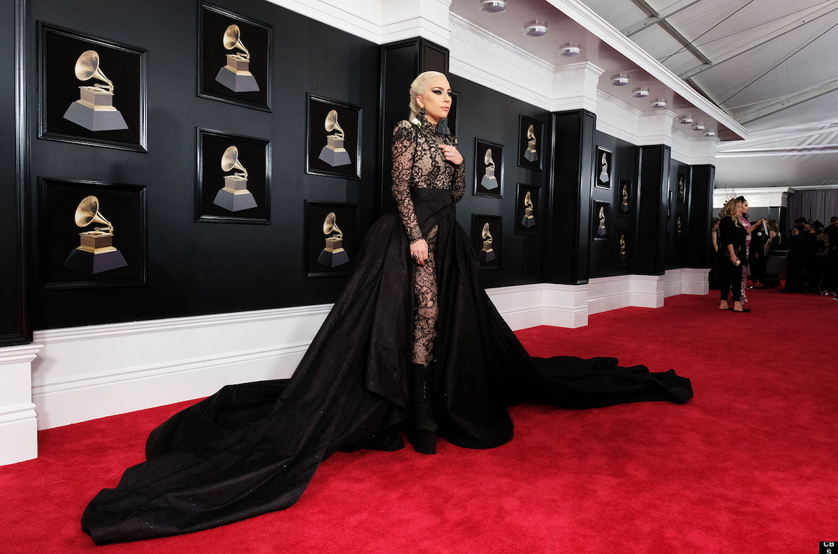 grammy awards 2019 red carpet fashion showccasion